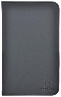 """Чехол Samsung Galaxy Tab3 7.0""""T3100/3110Good Egg Lira Black кожа (GE-GT3100LIR2230)"""