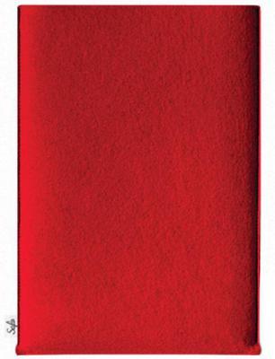 Чехол Safo Iris для iPad красный