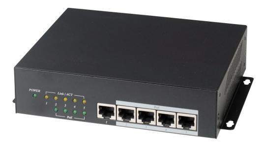 Коммутатор SC&T IP06H High PoE 4-портовый 10/100/1000M gibraltar sc cfs 4