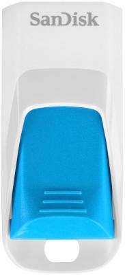 Внешний накопитель 16Gb USB SanDisk Cruzer Edge Blue SDCZ51W-016G-B35B