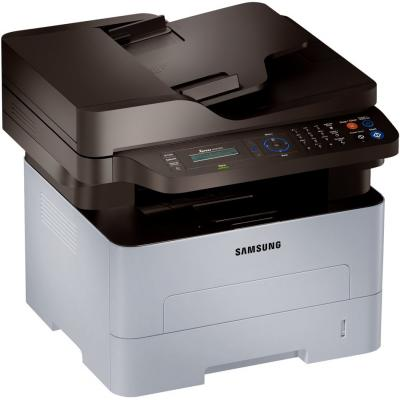 МФУ Samsung SL-M2870FD ч/б A4 28стр.мин 4800x600dpi мфу samsung sl m2870fd