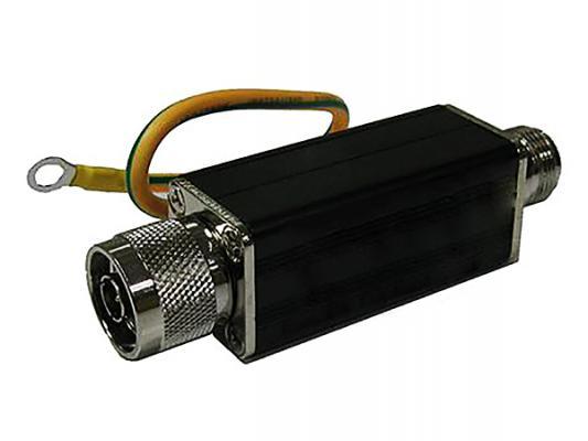 Устройство грозозащиты OSNOVO SP-RF/L16 для цепей 0-2ГГц N-штеккер L16 антенна levelone ana 3100 2 4 3ghz n jack n plug модуль грозозащиты