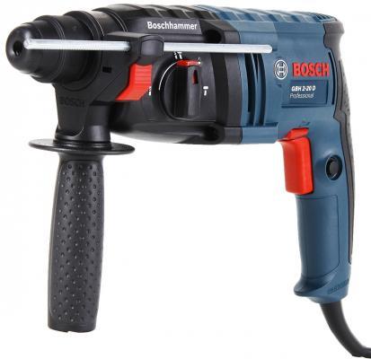 Перфоратор Bosch GBH 2-20 D 650Вт перфоратор hammer prt650a 650вт
