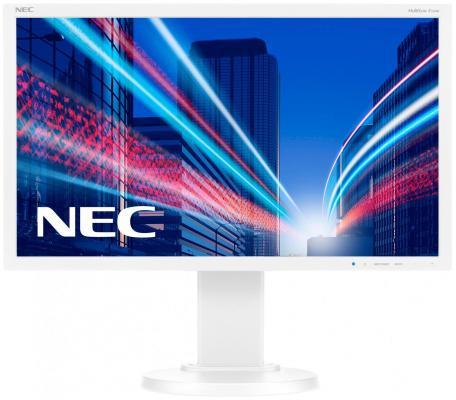 Монитор 21.5 NEC E224Wi монитор nec e224wi bk