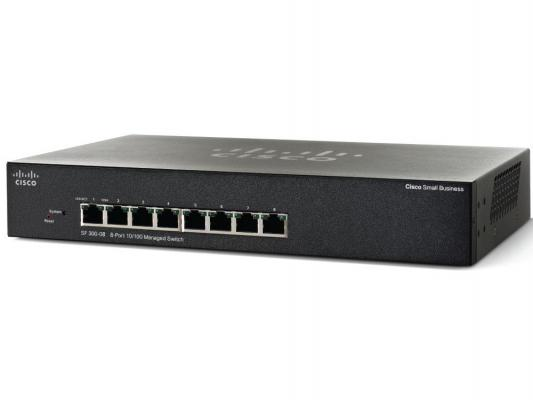 Коммутатор Cisco SB SRW208-K9-G5