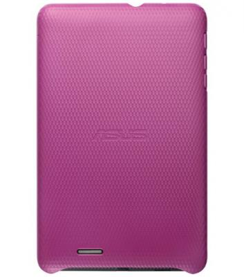 Чехол ASUS Spectrum Cover and Screen Protector для ME172 розовый 90-XB3TOKSL001G0-
