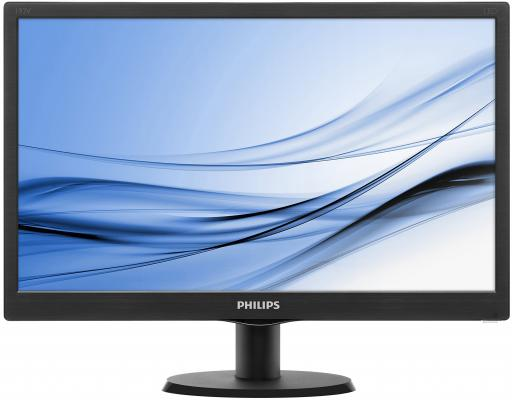 "Монитор 19"" Philips 193V5LSB2/10/62 philips 193v5lsb2"