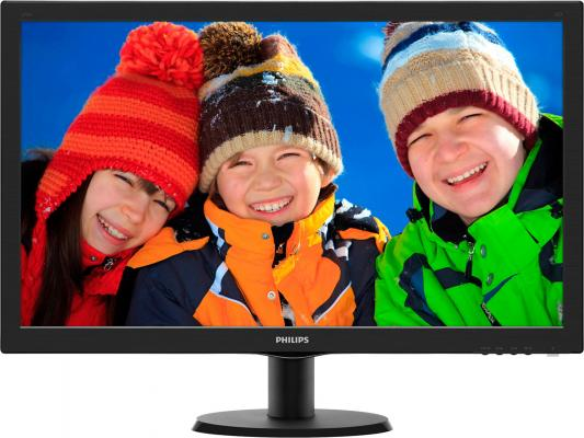 Монитор 27 Philips 273V5LSB/00/01 монитор philips 273v5lsb 01