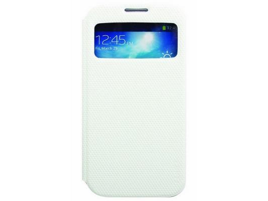Чехол Fenice Piatto white Diamante для Galaxy S4 (FEN-M006WD00SAMGS4)