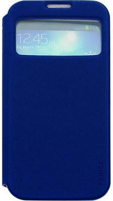 Чехол-книжка Fenice Creativo DIARIO для iPhone 5S синий FEN-M001NV00APIP5S