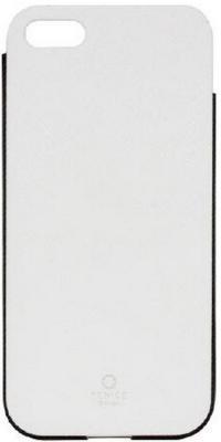 Чехол Fenice Creativo CLASSICO PU для iPhone 5 белый FEN-M007WH00APIP5S
