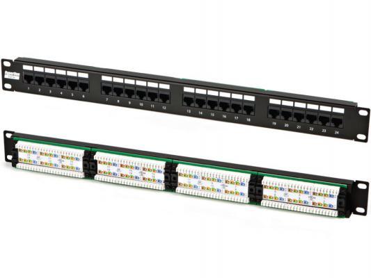 Патч-панель Hyperline PP2-19-24-8P8C-C5e-110D от 123.ru