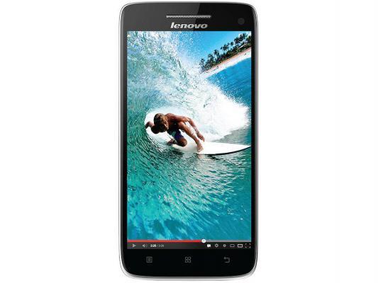"Смартфон Lenovo Vibe X серебристый 5"" 16 Гб Wi-Fi GPS P0PD0007RU"