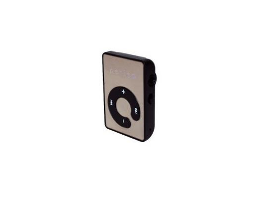 Цифровой аудио плеер Perfeo  Music Clip Color, чёрный (VI-M003 Black)