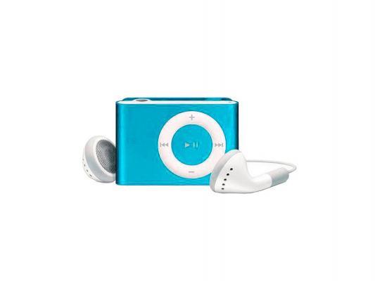 Цифровой аудио плеер Perfeo  Music Clip Titanium, голубой (VI-M001 Blue)