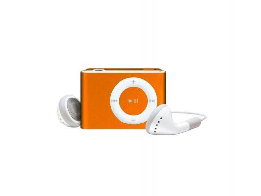 цена на Цифровой аудио плеер Perfeo Music Clip Titanium, оранжевый (VI-M001 Orange)