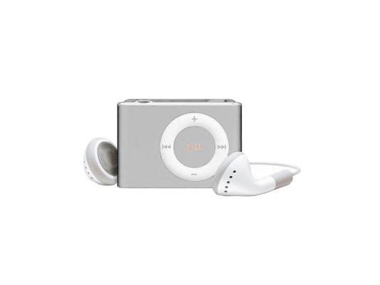 Цифровой аудио плеер Perfeo  Music Clip Titanium, серебрянный (VI-M001 Silver)
