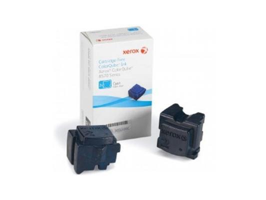 Набор твердочернильных брикетов Xerox 108R00936 для ColorQube 8570 2шт голубой 4400стр