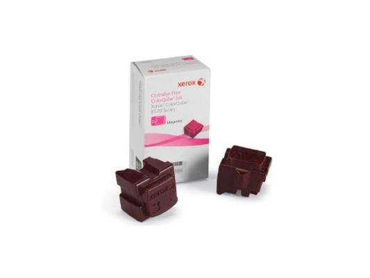 Набор твердочернильных брикетов Xerox 108R00937 для ColorQube 8570 2шт пурпурный 4400стр