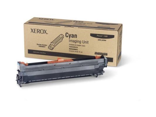 Фотобарабан Xerox 108R00647 для Phaser 7400 голубой 30000стр фотобарабан xerox 108r00649 для phaser 7400 желтый 30000стр