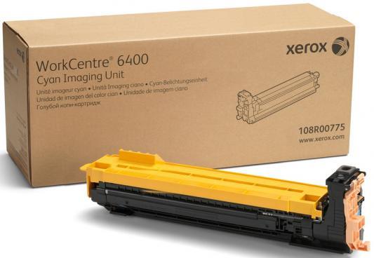Фото - Фотобарабан Xerox 108R00775 голубой для WC 6400 30000стр драм картридж xerox 108r00775