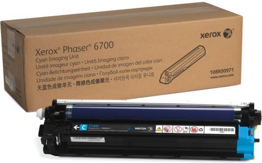 Фотобарабан Xerox 108R00971 для Phaser 6700 голубой 50000стр nokia 6700 classic illuvial