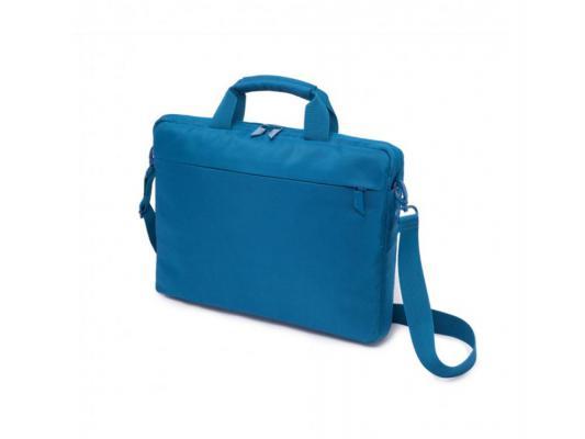 """Сумка для ноутбука 11"""" Dicota Code Slim D30602 полиэстер голубой"""