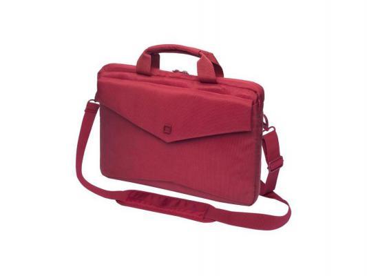 "Сумка для ноутбука 10-11"" Dicota Code Slim red (D30605)"