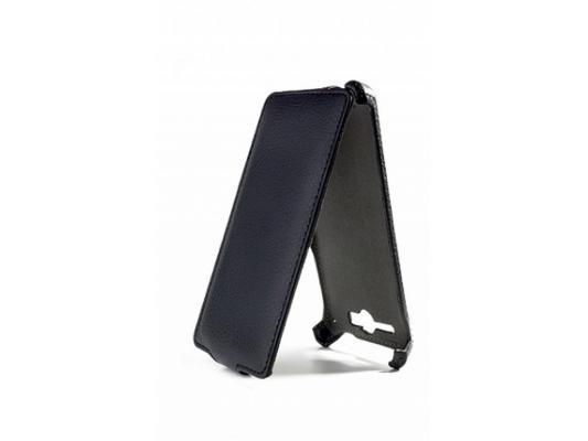 Чехол - книжка iBox Premium для Highscreen Omega Prime mini Черный