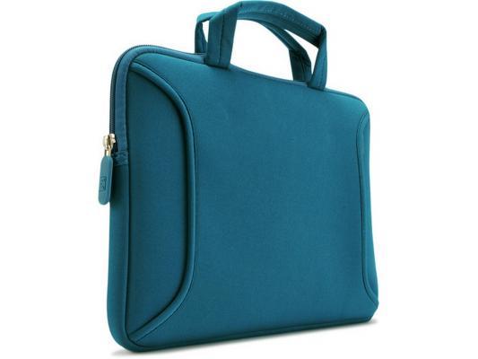 "Чехол для ноутбука Case Logic LNEO-10B, неопрен, синий,10-11.6"""