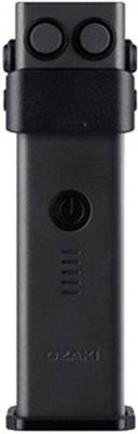 Портативная батарея-аккумулятор Ozaki O!tool-Battery-D26. Тип батареи литий-ионный, емкость 2600 МаЧ. Цвет: черный