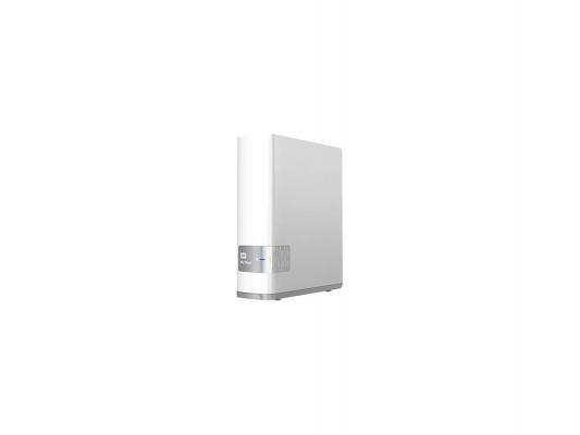 "Внешний жесткий диск 3Tb WD WDBCTL0030HWT-EESN My Cloud White 3.5"" USB 3.0"