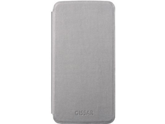 Чехол Gissar Metallic 58227 для Samsung  Mega 5.8 Grey