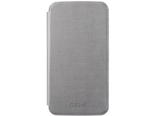 Чехол Gissar Metallic 58524 для Samsung  Mega 6.3 Grey