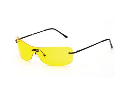 Очки SP Glasses релаксационные комбинированные (водительские непогодаcomfort, AD010, черный) в футляре с салфеткой ad010