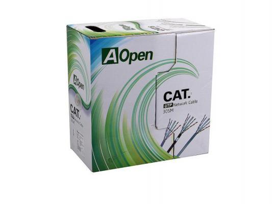 Кабель Aopen ANC514-40_AOPEN_UTP_4X2X0.4MM_305M