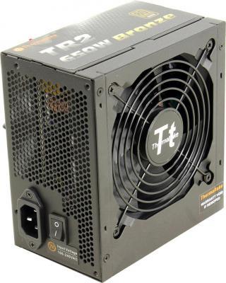 БП ATX 650 Вт Thermaltake TR-650PCBEU бп atx 550 вт thermaltake tr2 bronze tr 550pcbeu