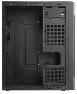 Корпус ATX Thermaltake Versa H21 Без БП чёрный CA-1B2-00-M1WN-00/03