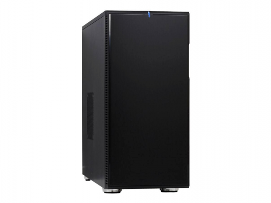 Корпус mini-ITX Fractal Define Mini Без БП чёрный корпус matx fractal design define mini c tg mini tower без бп черный