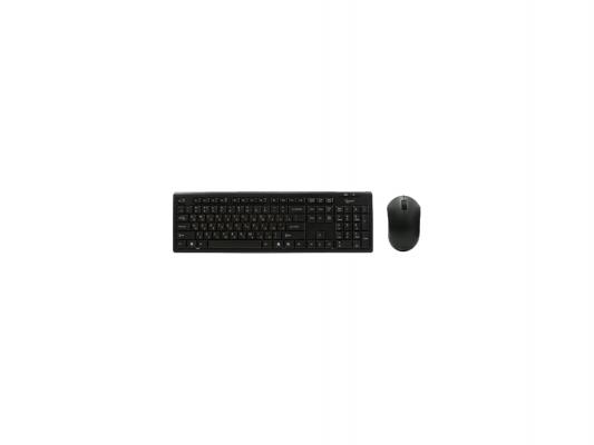 Клавиатура + Мышь Gembird KBS-7000, 2.4ГГц/10м, мини-приемник- USB
