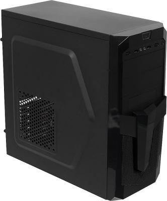 Корпус ATX Accord P-25B Без БП чёрный корпус accord p 25b black