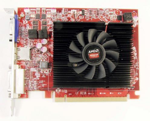 Видеокарта 2048Mb PowerColor R7 240 PCI-E DVI HDMI AXR7 240 2GBK3-HV2E/OC OEM