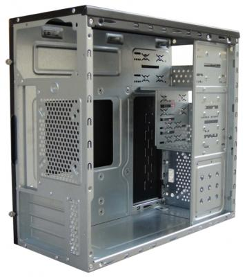 Корпус microATX Formula FM-504D 400 Вт чёрный