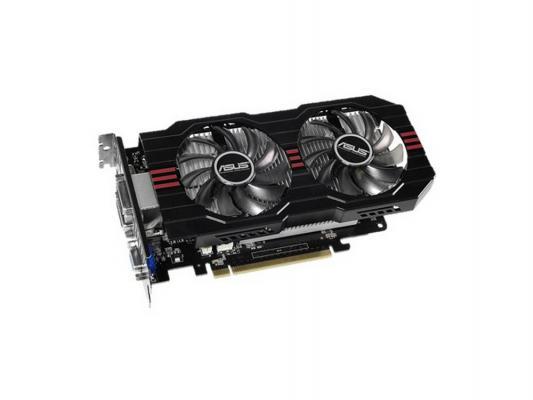 Видеокарта 2048Mb ASUS GeForce GTX750 Ti PCI-E 2xDVI HDMI GTX750TI-OC-2GD5 Retail