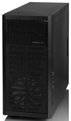 Корпус microATX Fractal Core 1000 Без БП чёрный