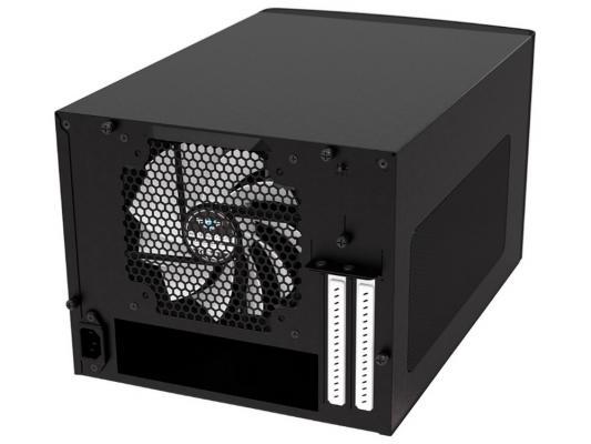 Корпус mini-ITX Fractal Node 304 Без БП чёрный