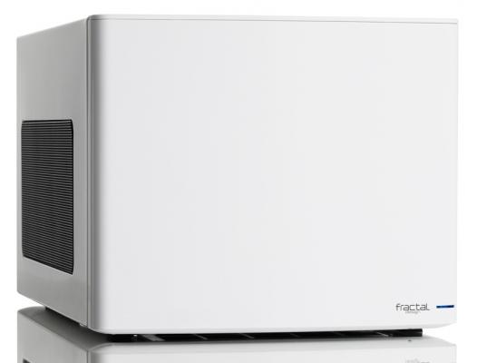 все цены на  Корпус Mini-ITX Fractal Design Node 304 White (Без БП, 2xUSB3.0)  онлайн