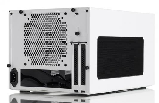 Корпус Mini-ITX Fractal Design Node 304 White (Без БП, 2xUSB3.0)