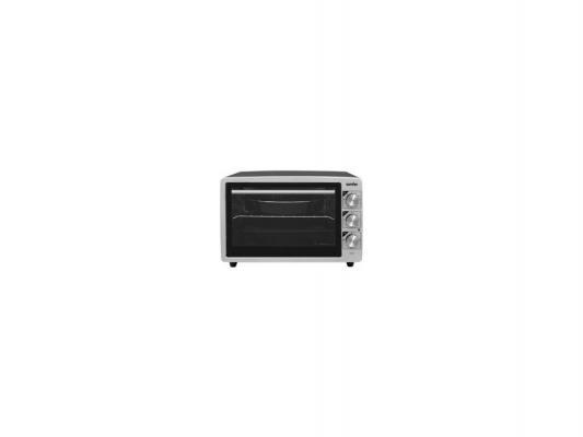 Мини-печь Simfer M3228 чёрный серебристый