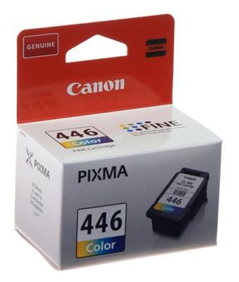 Картинка для Картридж Canon CL-446 для PIXMA MG2440/2540. Цветной. 180 страниц.